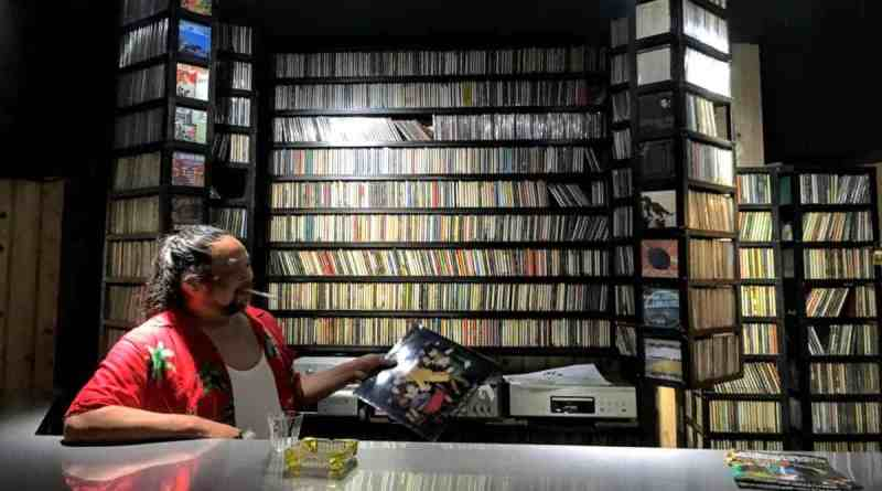 MAC Bar's huge music collection