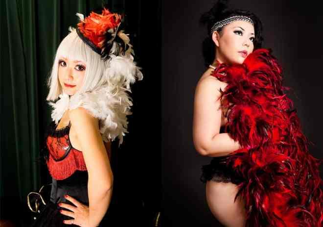 Goro Izumi & Cherry Typhoon: Super Burlesque