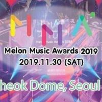 Melon Music Awards - Live Broadcast! Melon Music Awards 2019 (M-ON! HD 2019.11.30)