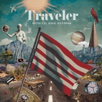 Official髭男dism - Traveler [FLAC / 24bit Lossless / WEB] [2019.10.09]
