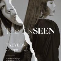 Taeyeon (태연) - The UNSEEN Taeyeon Concert In Seoul [MP4 1080p / WEB] [2020.06.23]