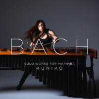 加藤訓子  (Kuniko Kato) - J.S. Bach: Solo Works for Marimba [FLAC / 24bit Lossless / WEB] [2017.06.23]
