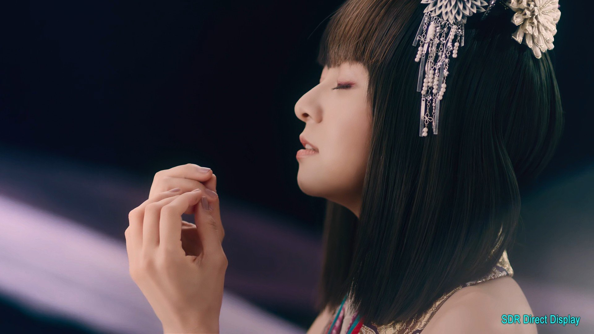 [MUSIC VIDEO] 倉木麻衣 (Mai Kuraki) – 花言葉 (2018.09.07/MP4/RAR)