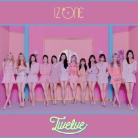 IZ*ONE - Twelve [CD FLAC + DVD ISO] [2020.10.21]