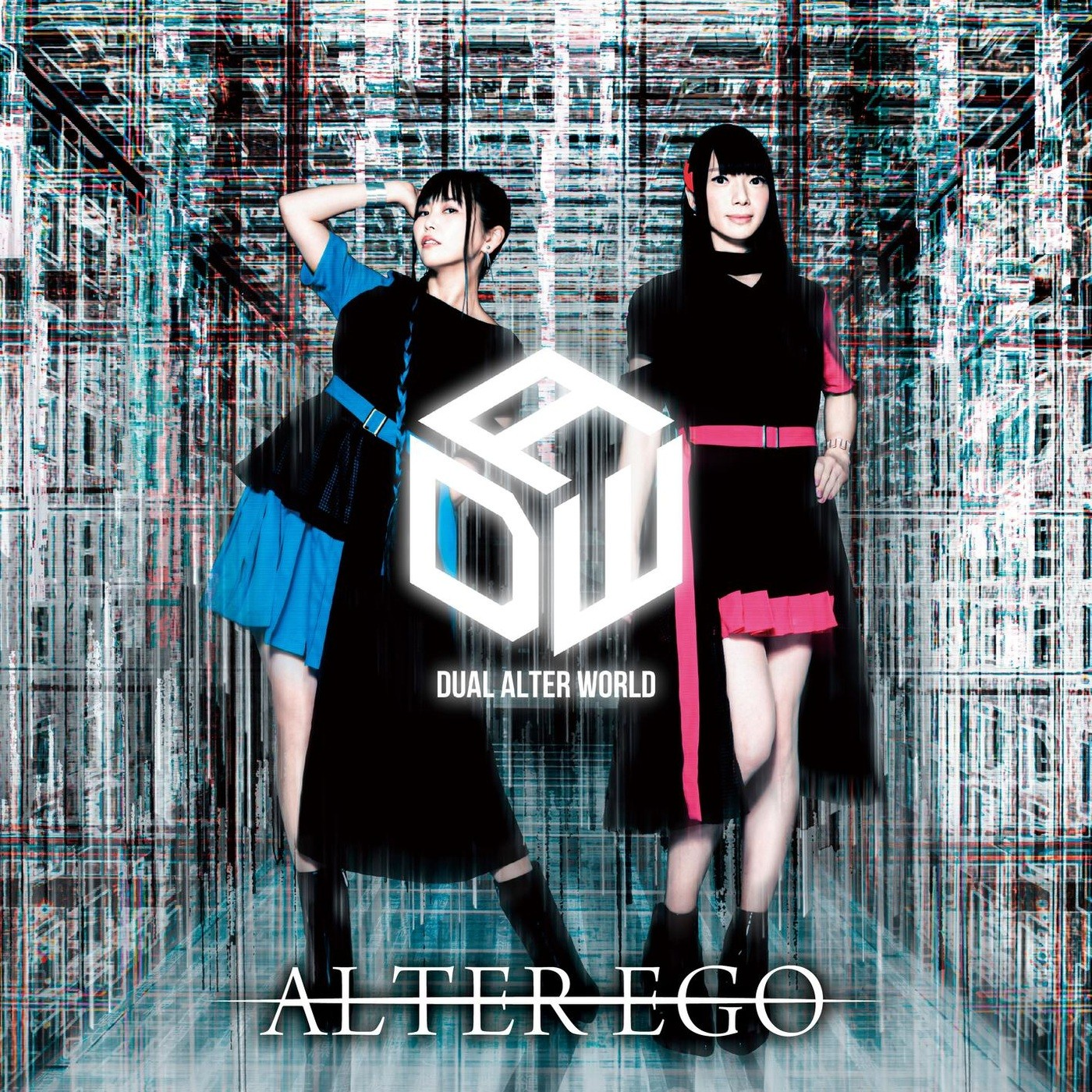 [Album] Dual Alter World – ALTER EGO [FLAC / 24bit Lossless / WEB] [2019.09.18]