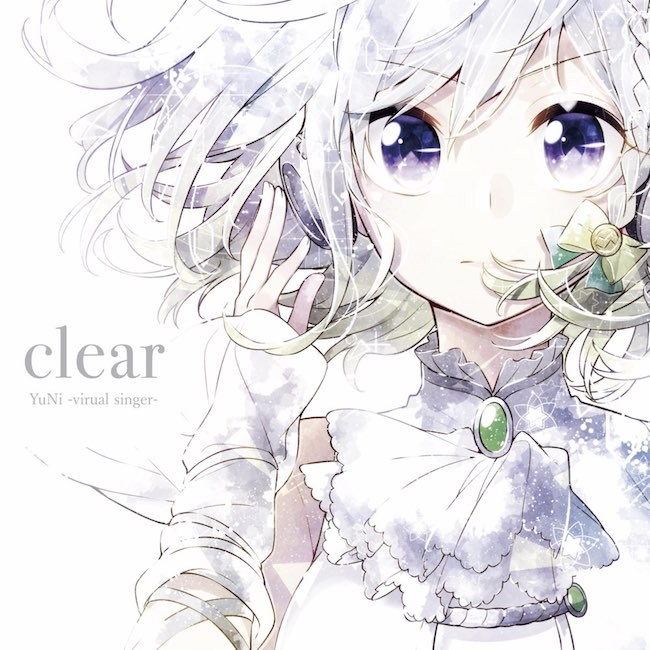 [Single] YuNi – clear [FLAC / 24bit Lossless / WEB] [2019.04.24]