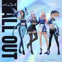 K/DA - ALL OUT [FLAC + MP3 320 / WEB] [2020.11.06]