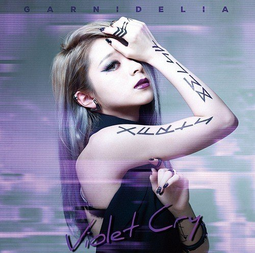 [Album] GARNiDELiA – violet cry [FLAC / 24bit Lossless / WEB] [2016.12.14]