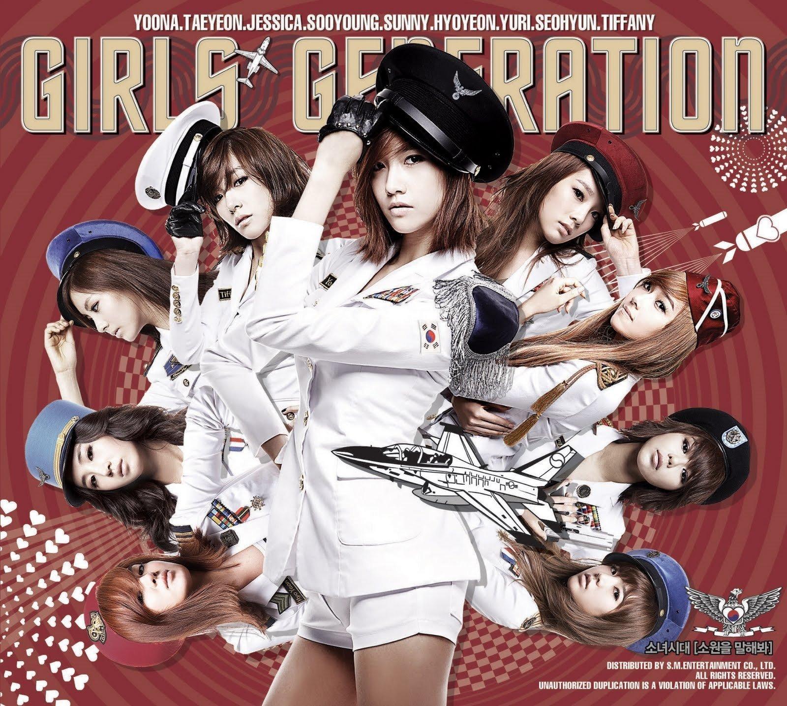 [Single] Girls' Generation (소녀시대/少女時代) – Genie – 2nd Mini Album [FLAC / 24bit Lossless / WEB] [2009….