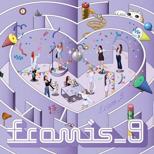 [Single] fromis 9 – From.9 [FLAC / 24bit Lossless / WEB] [2018.10.10]