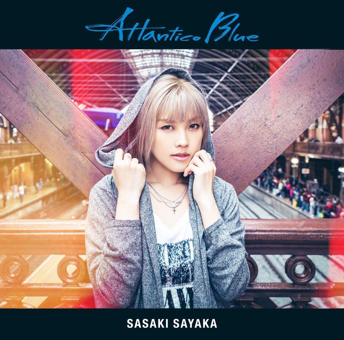 [Album] 佐咲紗花 (Sayaka Sasaki) – Atlantico Blue [FLAC / 24bit Lossless / WEB] [2015.11.18]