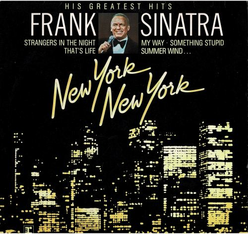 Frank Sinatra - New York New York (1987) [FLAC] Download