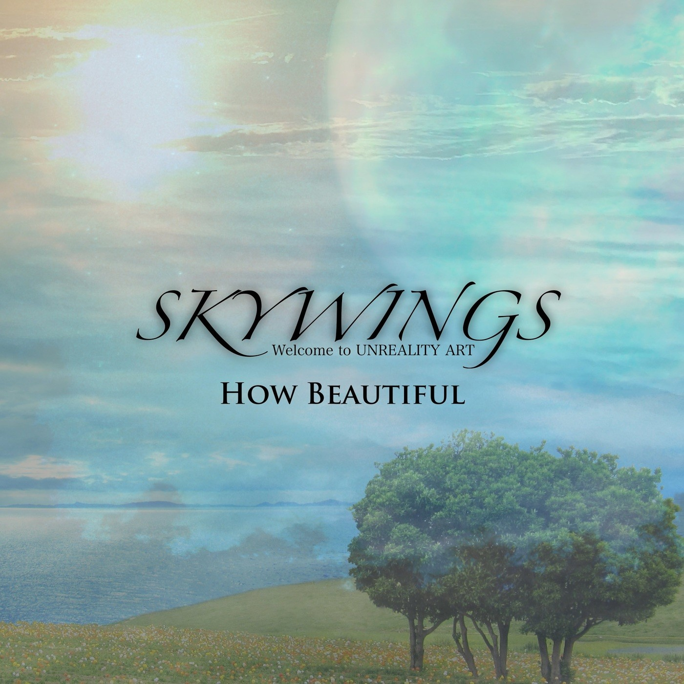 [Album] Skywings – How Beautiful [FLAC / WEB] [2021.02.24]