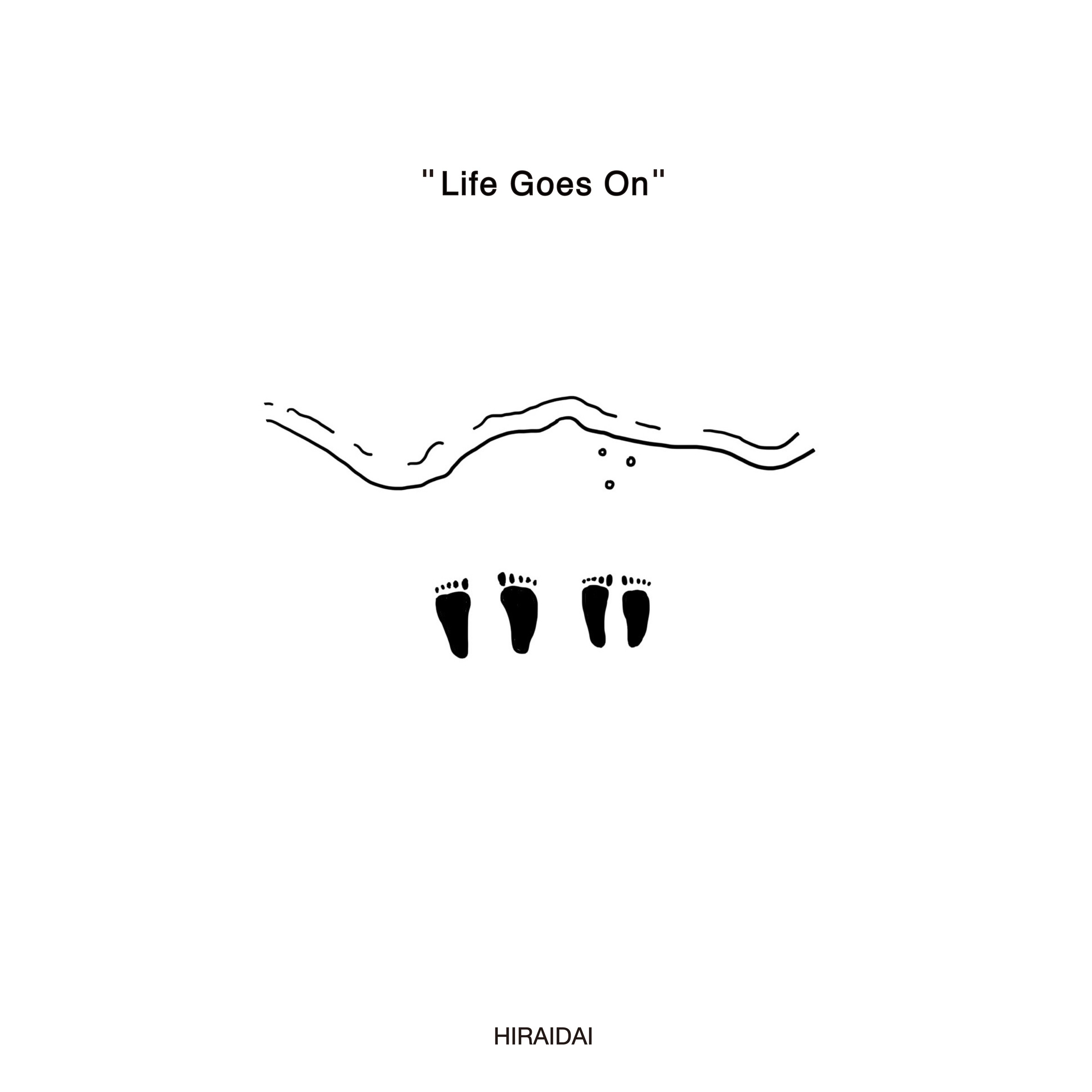 [Single] 平井大 (Dai Hirai) – Life Goes On [FLAC / WEB] [2021.02.10]