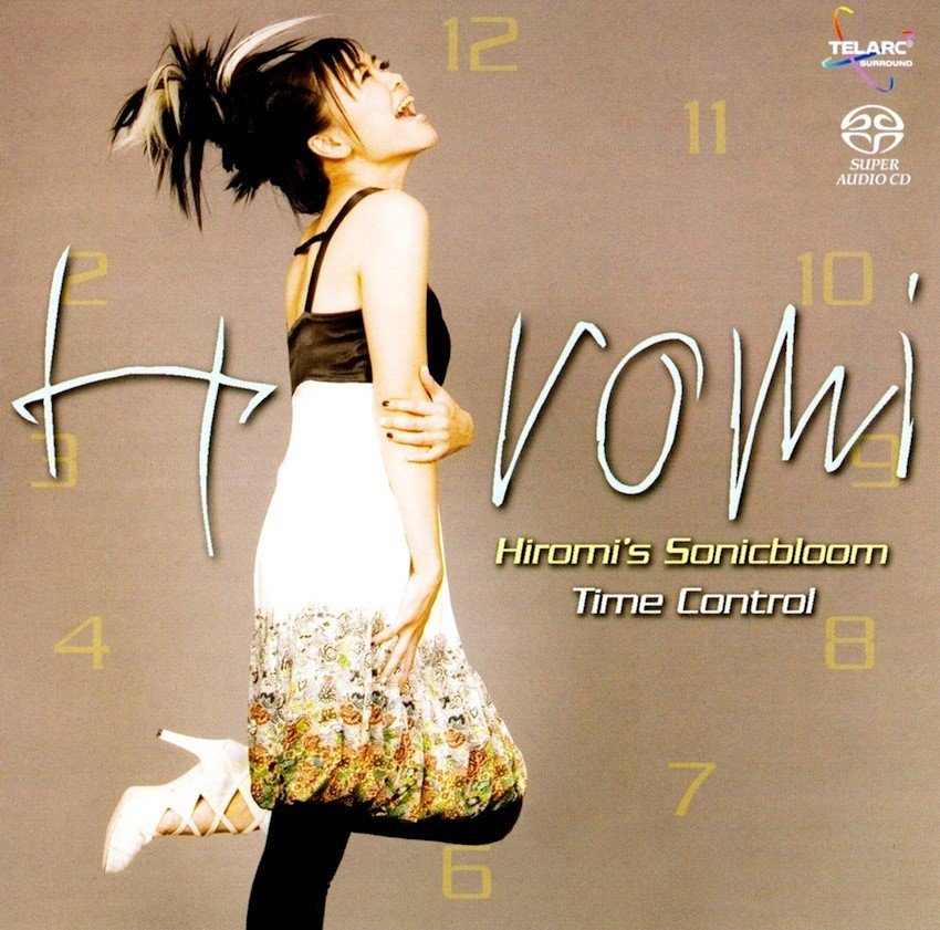 [Album] 上原ひろみ (Hiromi Uehara) – Hiromi's Sonicbloom: Time Control [MP3 320 / WEB] [2007.02.21]