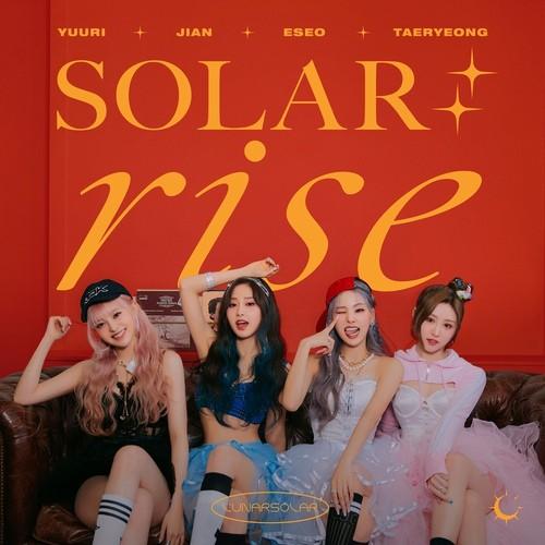 [Single] Lunarsolar (루나솔라) – SOLAR : rise [FLAC / WEB] [2021.04.07]