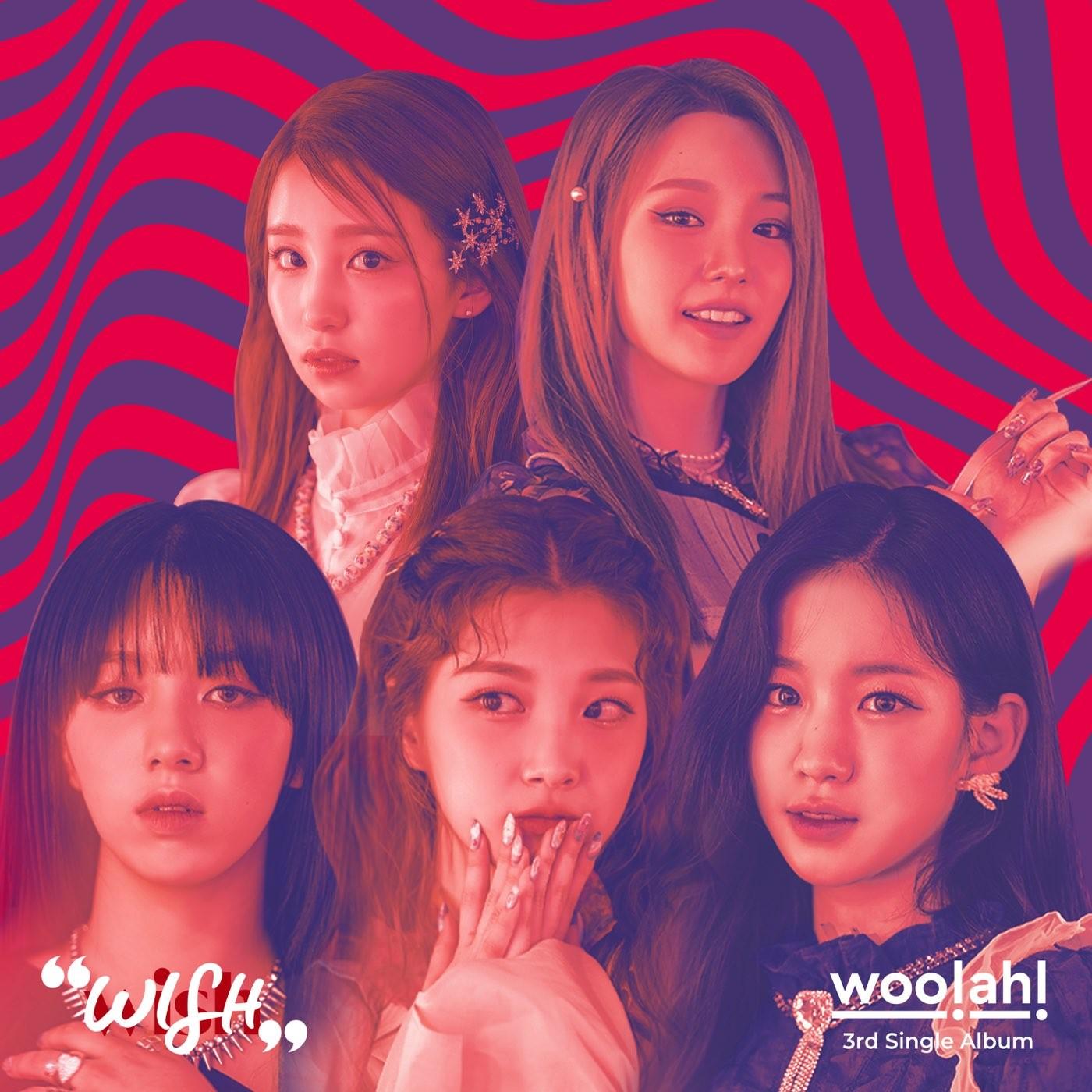 [Single] woo!ah! – WISH [FLAC / WEB] [2021.05.27]