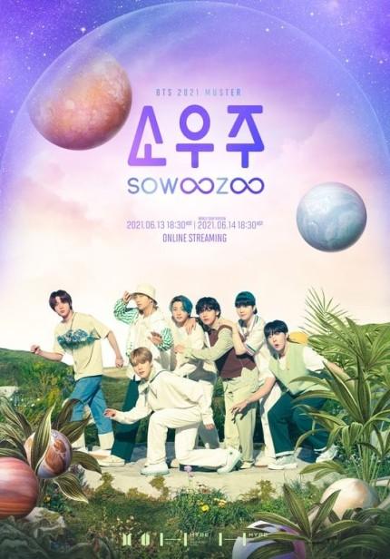 [MUSIC VIDEO] BTS – 2021 BTS MUSTER SOWOOZOO (Day 1) (2021.06.13/MP4/RAR)