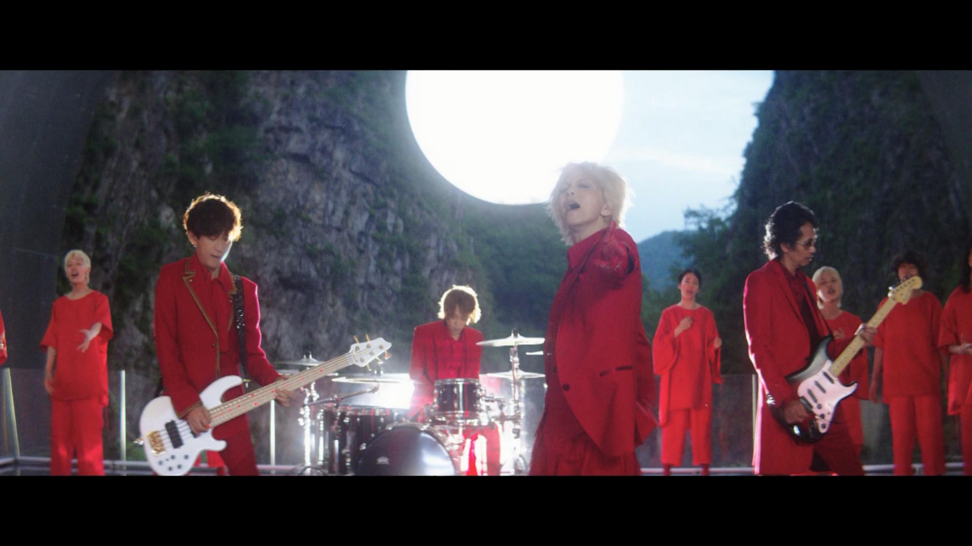 [MUSIC VIDEO] L'Arc~en~Ciel – Mirai (2021.08.25/MP4/RAR)