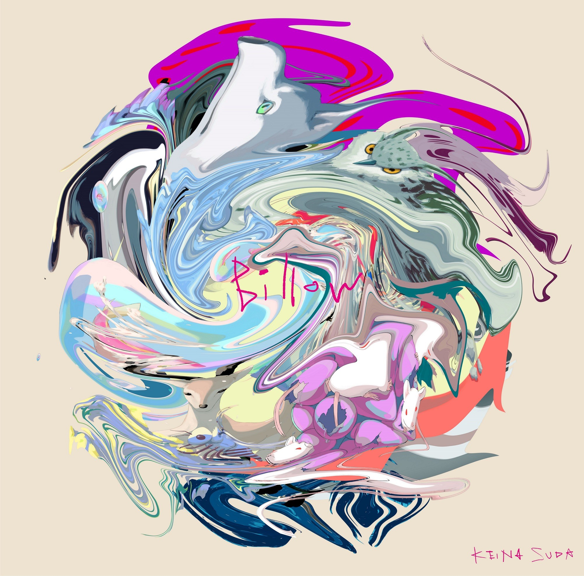 [Album] 須田景凪 (Keina Suda) – Billow [FLAC / WEB] [2021.02.03]