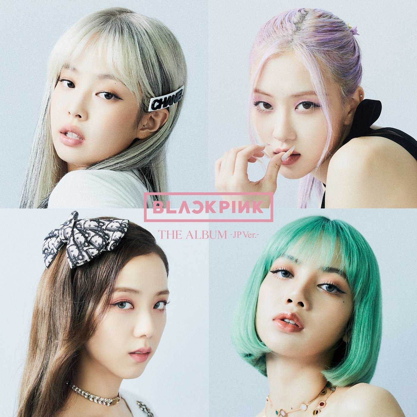 [Album] BLACKPINK – THE ALBUM (Japan Version) [24bit Lossless + MP3 320 / WEB] [2021.08.03]