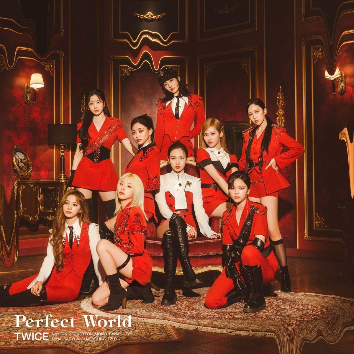 [Album] TWICE – Perfect World [FLAC + MP3 320 / WEB] [2021.07.28]