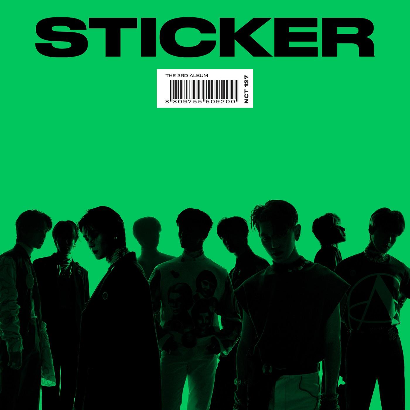 [Album] NCT 127 – Sticker – The 3rd Album [24bit Lossless + MP3 320 / WEB] [2021.09.17]