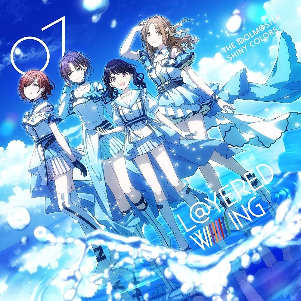 [Album] ノクチル – THE IDOLM@STER SHINY COLORS L@YERED WING 07 [FLAC / 24bit Lossless / WEB] [2021.10.13]
