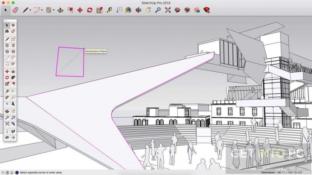 SketchUp Pro 2018 for Mac Free Download - Get Into Pc