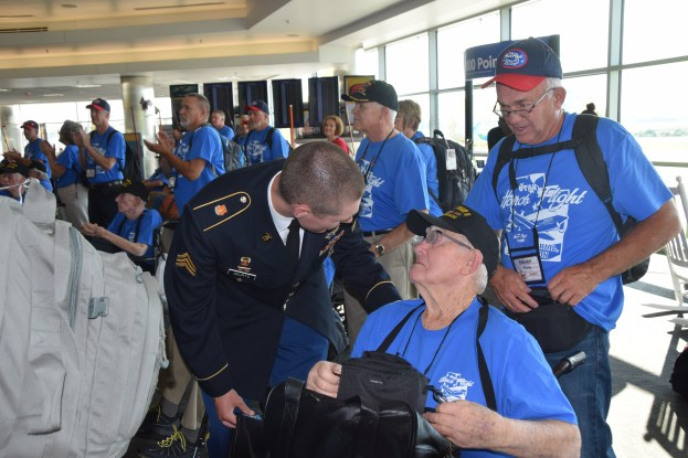 Thank you for your Service Utah Honor Flight