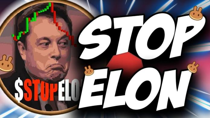 What Is The Stopelon Coin? Crypto Followers Focusing on Elon Musk they  Reportedly Minted Their Personal 'StopElon' Coin - THE MEABNI