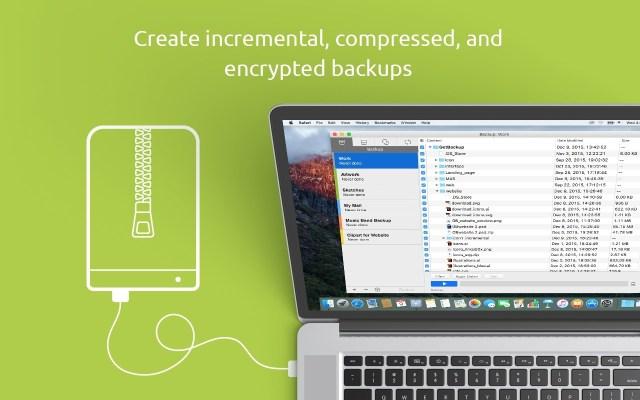 Get Backup Pro For macOS X