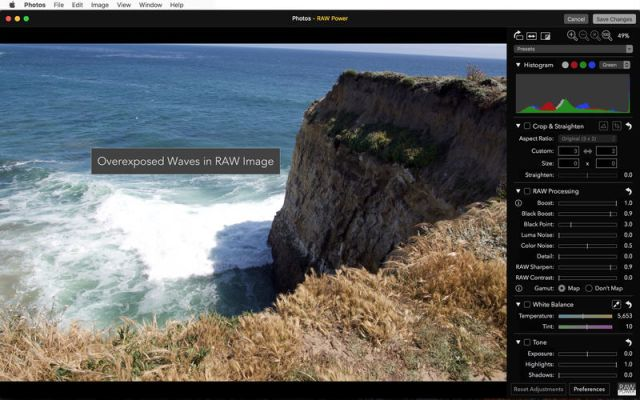 RAW Power For macOS