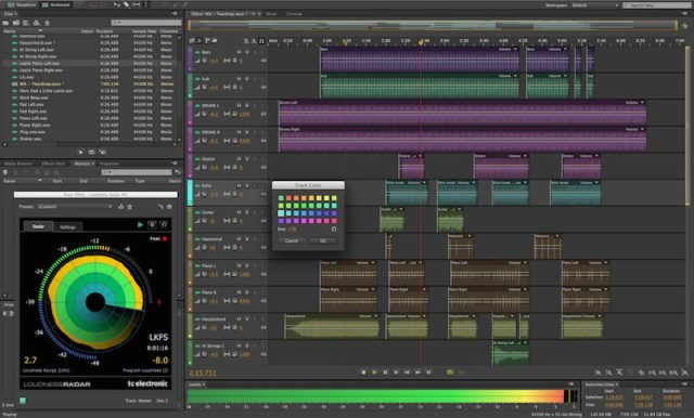 Adobe Audition For MacOSX