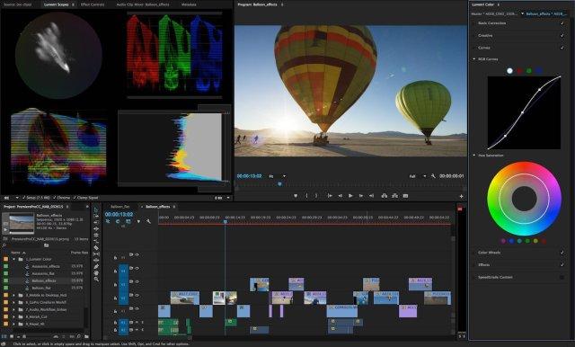 Adobe Premiere Pro 2018 MacOSX