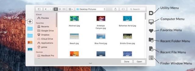 Default Folder X For MacOSX