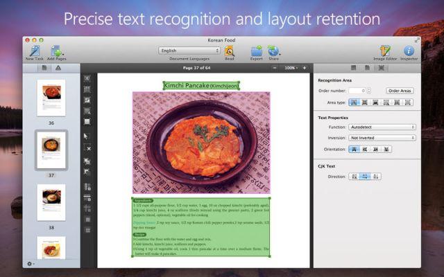 FineReader Pro For MacOSX