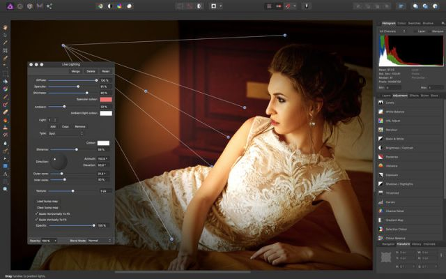 Affinity Photo For MacOSX