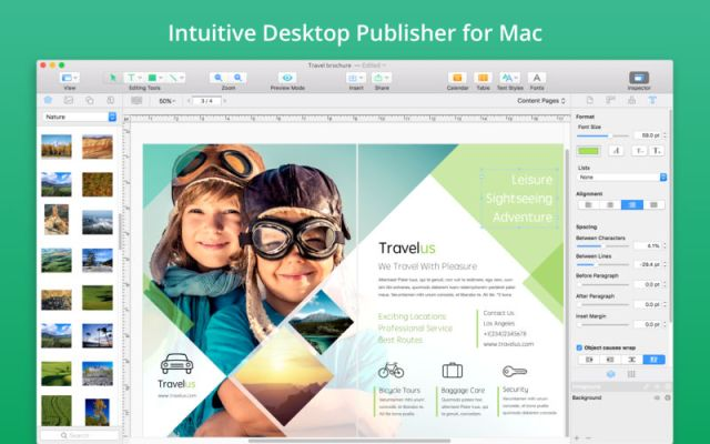 Swift Publisher For MacOSX