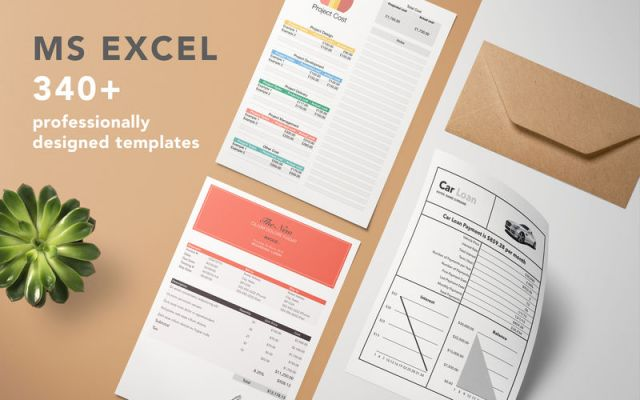 Templates for Excel For Mac