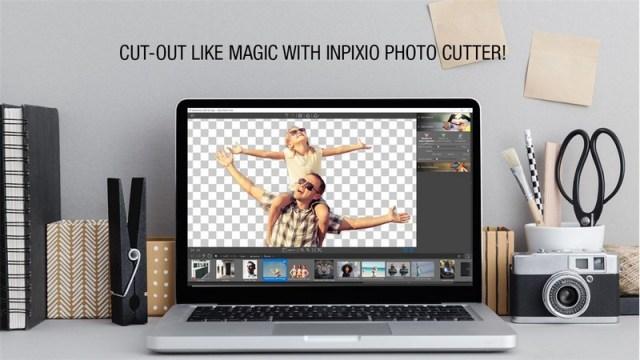 InPixio Photo Cutter For Mac