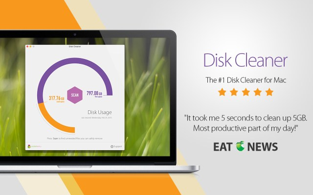 Disk Cleaner mac free download