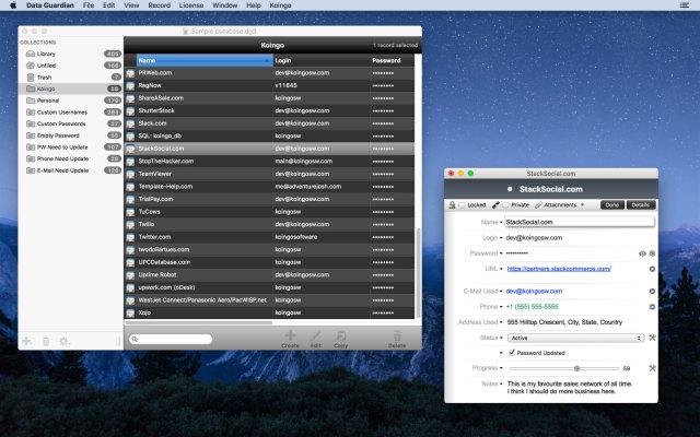 Data Guardian Mac Free