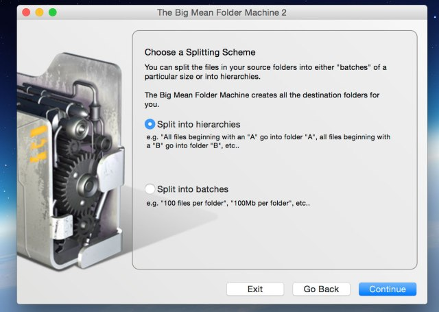 Big Mean Folder Machine mac