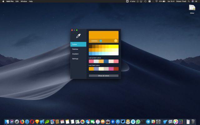 Kelir Pro mac
