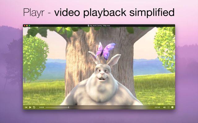 Playr mac