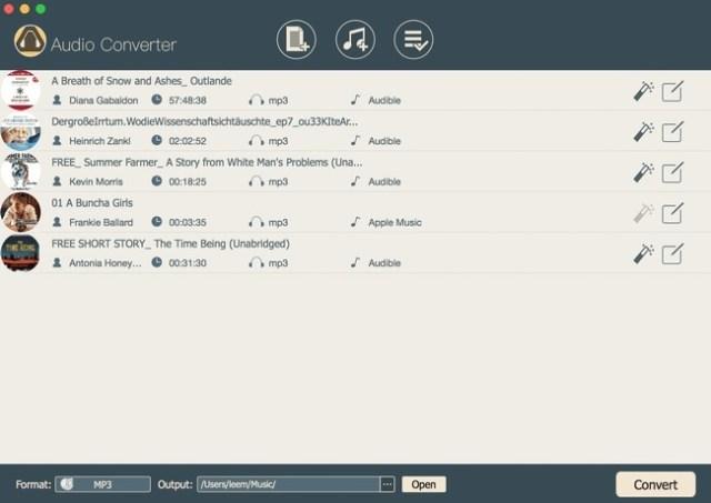 TunesKit Audio Converter mac