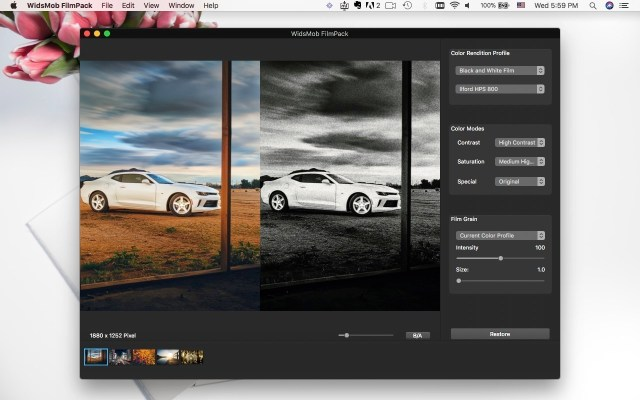 WidsMob FilmPack mac