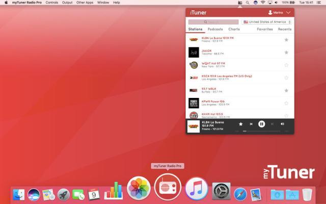 myTuner Radio Pro mac