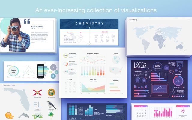 Infographics Maker mac